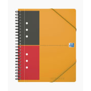 Notatbok Oxford MeetingBook A5+