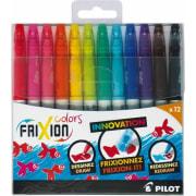 Tusj Pilot Frixion Color 12