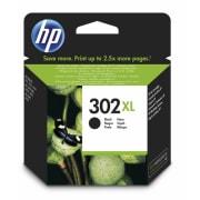 Blekk HP 302XL sort
