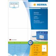 Etikett HERMA A4 105x148 (100)