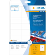 Etikett HERMA sterk 66x33,8mm (25)
