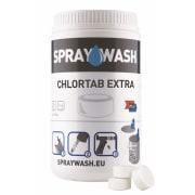 Tablett SprayWash Klor Extra 14 stk