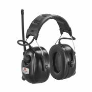 Hørselvern m innebygd DAB+FM hodebøyle