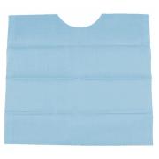 Tannlegeserviett 3-lags 41x45cm blå