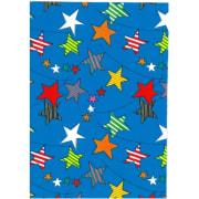 Gavepapir Falling Star 57 cm