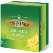 Grønn te med sitron Twinings 400 poser