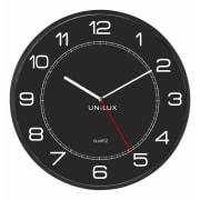 Veggklokke Unilux Mega 57,5cm grå