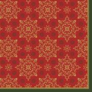 Serv. Dunilin 40cm Xmas Deco Red