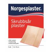 Plaster Skrubbsår 8x10cm