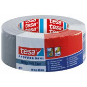 Tape lerret Tesa 4613 48mmx50m sølv