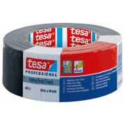 Tape lerret Tesa 4613 48mmx50m sort