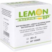 Munnrensepinner lemon fuktig