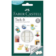 Heftemasse Faber-Castell Tack-It 50gr