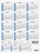 Årskalender 2021