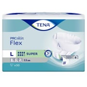 Bleie TENA flex super L