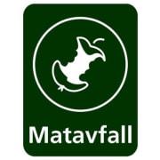 Etikett PU Matavfall 6x4,5cm