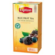 Te Lipton Blue Fruit 25pk.