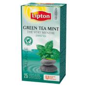 Te Lipton Tchae Mint 25pk.