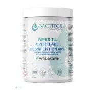 Desinfeksjon overflate wipes 80% (100)