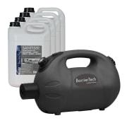Fogger BarrierTech m/ 4x5l desinfeksjon