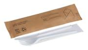 Bestikkpose flergangs,kniv,gaffel,serv.