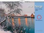 Et år i Norge veggkalender 2022