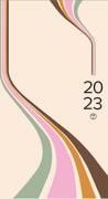 Datum Retro kart. stråler 2022