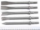 116H-K5 Meiselsett (Sekskant tange / Lengde 180mm)