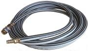 Rubber hose Rubtech, hose set 13 x 20 mm / 15 m, coupling &