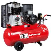 Fini Stempelkompressor BK 119 F000813 på 14 bar