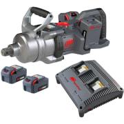 "Ingersoll Rand Batterimuttertrekker 1"" W9491-K4E-EU - sett"