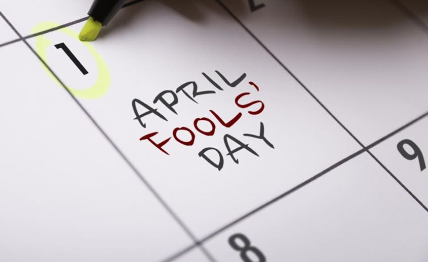 A History of the April Fool