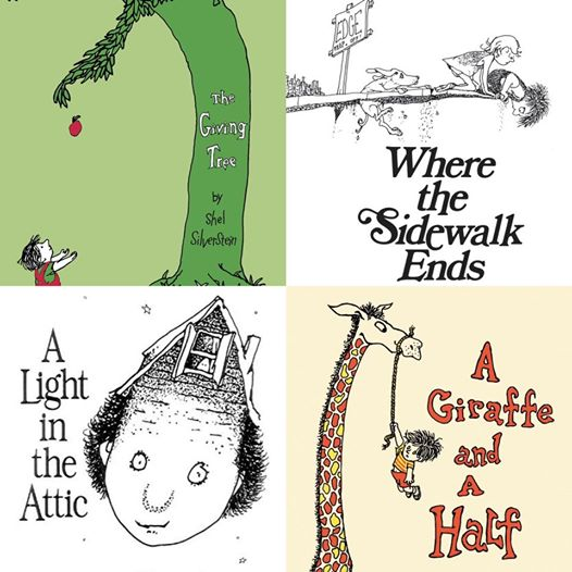 Question of the Day | Shel Silverstein