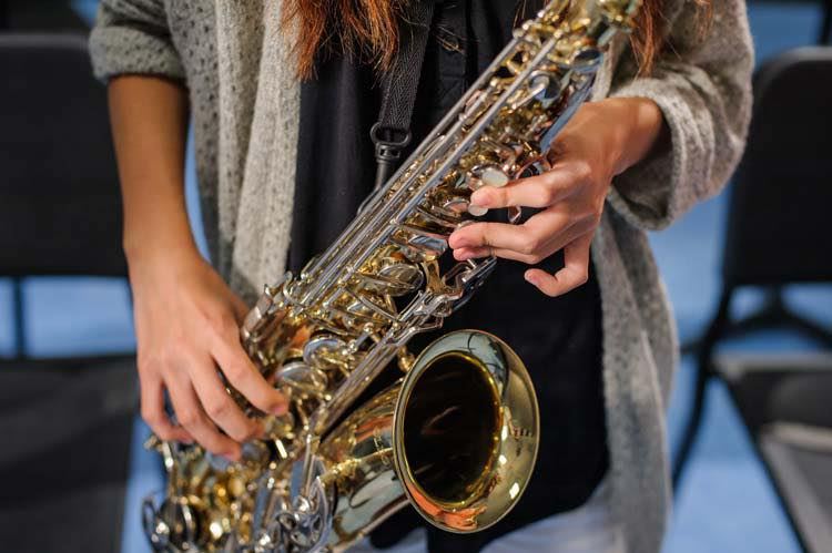 Question of the Day | Saxophones: Woodwind or Brass?
