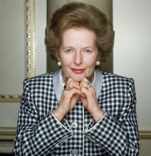 The Iron Lady: Margaret Thatcher