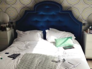 Bed Headboards, Upholstered Wall Panels Material Concepts, Battersea, London