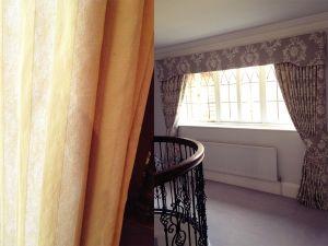 Blackout Curtains, Curtain Poles - Material Concepts Battersea, London-27