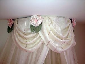Luxury Blackout Curtains and Curtain Poles - Material Concepts-5
