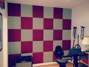 Upholstered Wall Panels Material Concepts Battersea