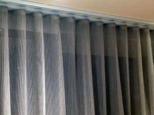 Blackout Curtains, Curtain Poles - Material Concepts Battersea, London, UK