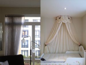 Luxury Blackout Curtains and Curtain Poles - Material Concepts Decor