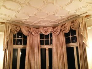 Luxury Blackout Curtains and Curtain Poles - Material Concepts