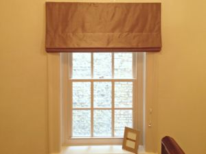 Made to Measure Roman Blind - Material Concepts Battersea