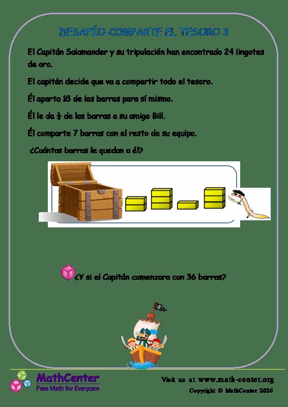 Desafío-Comparte El Tesoro 3