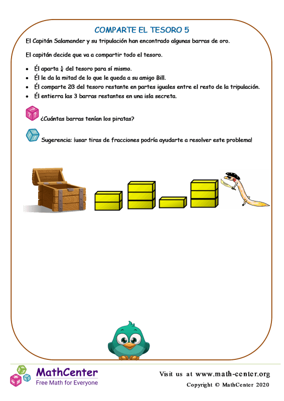 Desafío-Comparte El Tesoro 5