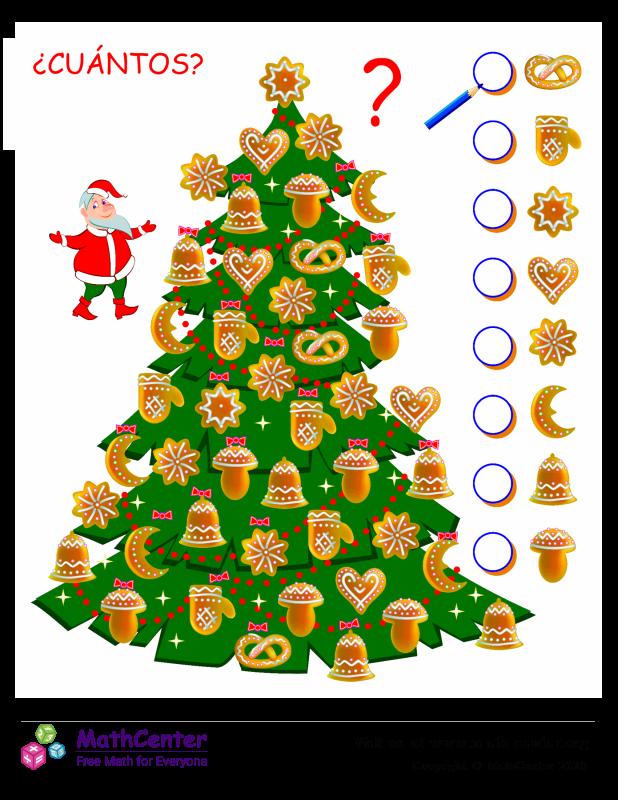 Contando - Navidad