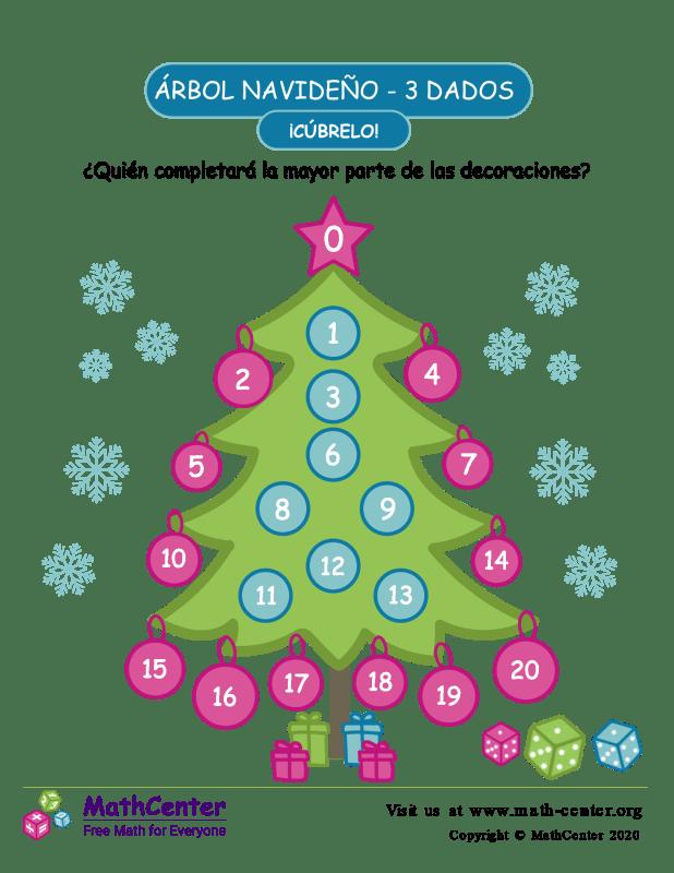 Árbol De Navidad 3 ¡Dado Encubierto!