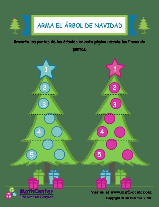 Arma El Árbol De Navidad