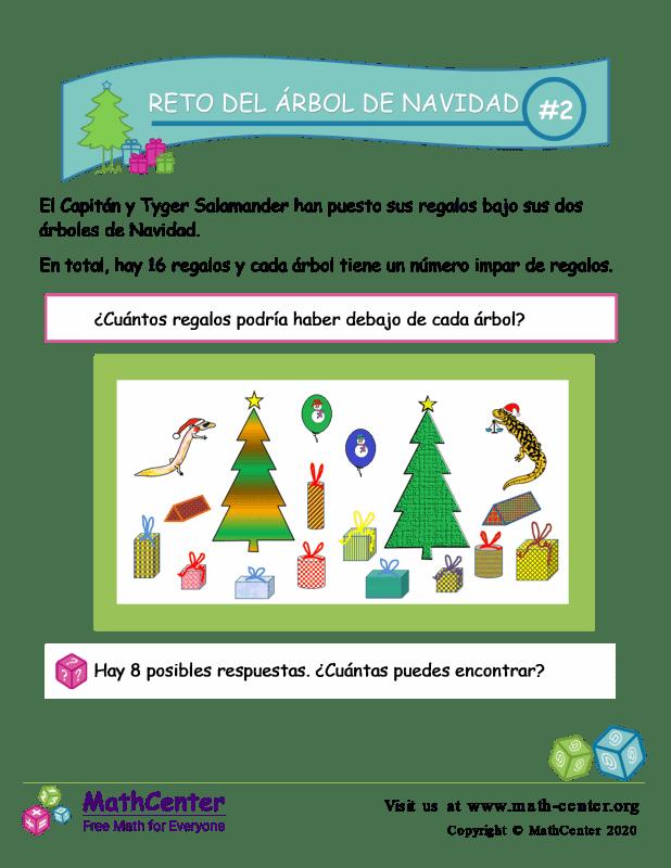 Árbol De Navidad Desafío 2