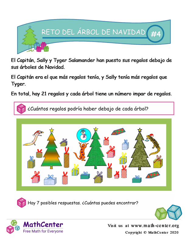 Árbol De Navidad Desafío 4